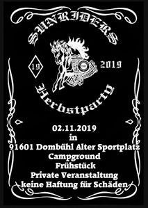 Welcome to SUNRIDERS GERMANY